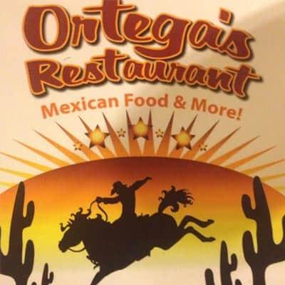 Ortega's Restaurant Mexican Food
