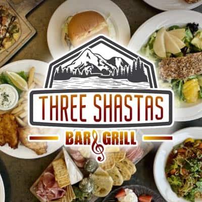 Three Shastas Bar & Grill