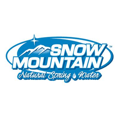 Snow Mountain natural Spring Water