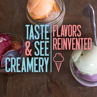 Taste & See Creamery