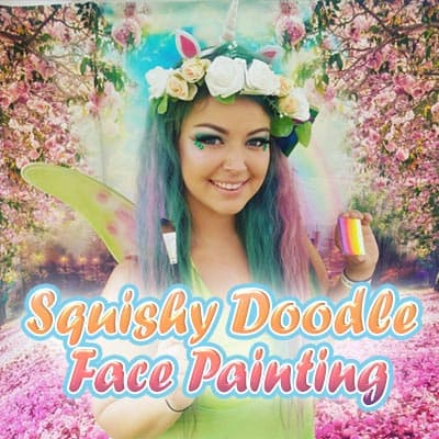 Squishy Doodle Face Painting